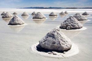 yacimientos de litio