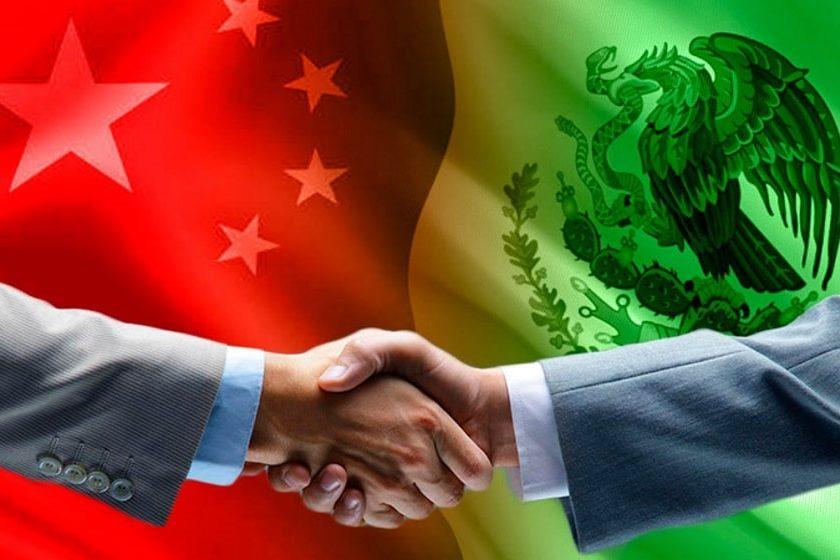 México y China relación comercial en crecimiento