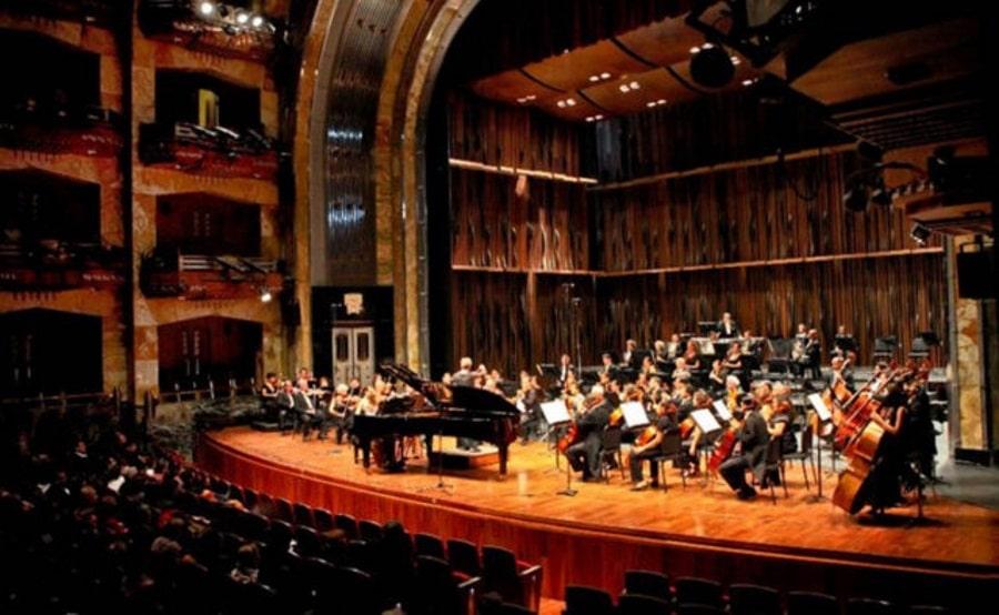 Orquesta de Bellas Artes