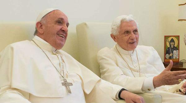 reunión de papas