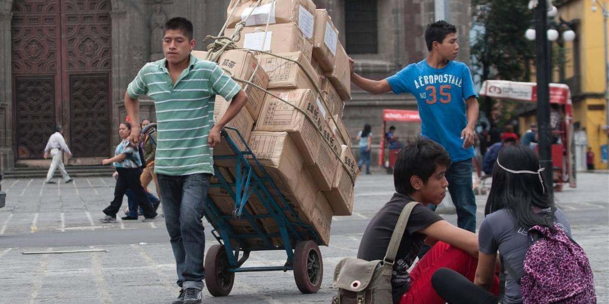 Indice de pobreza laboral en México