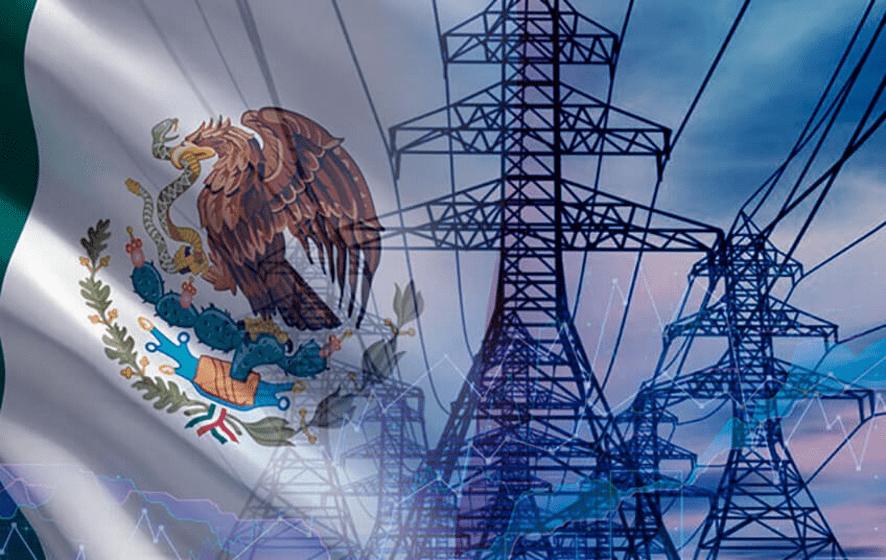 Producción de energía en México
