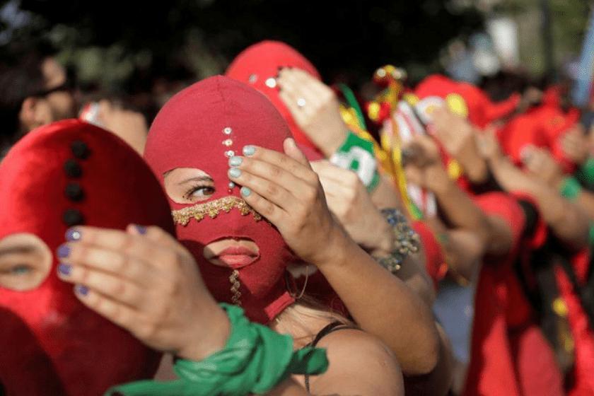 Protestas feministas en el mundo 2019