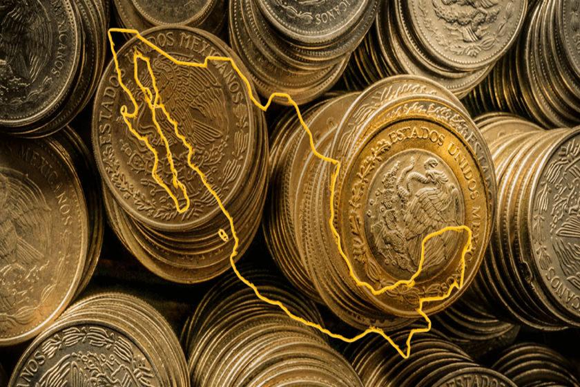 Dinero circulante en México