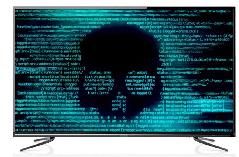 Espionaje televisón inteligente