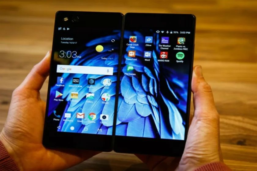 Smartphone doble pantalla