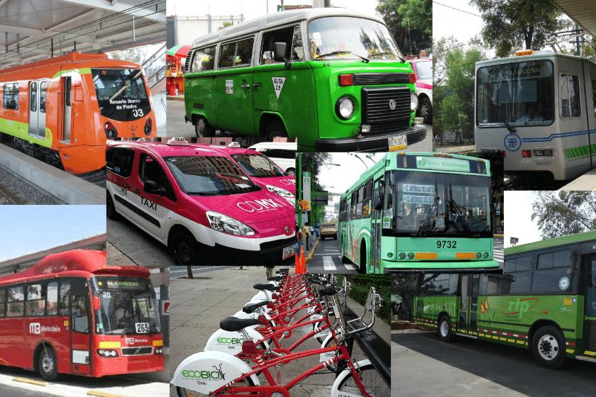 Los horarios del transporte público de la CDMX en Navidad y Año Nuevo