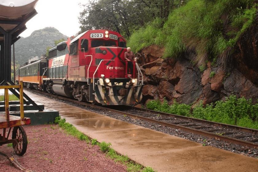 Inversión en el sector ferroviario en México 2019