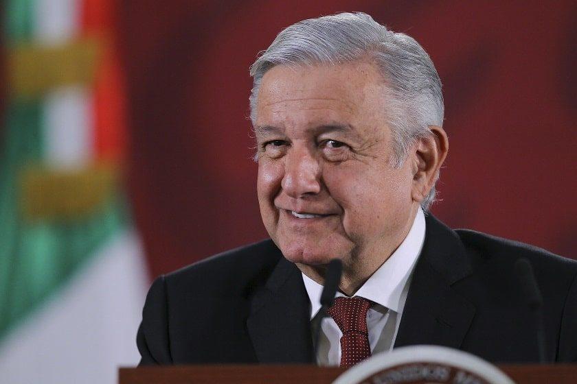 Propósitos de año nuevo de Andrés Manuel López Obrador