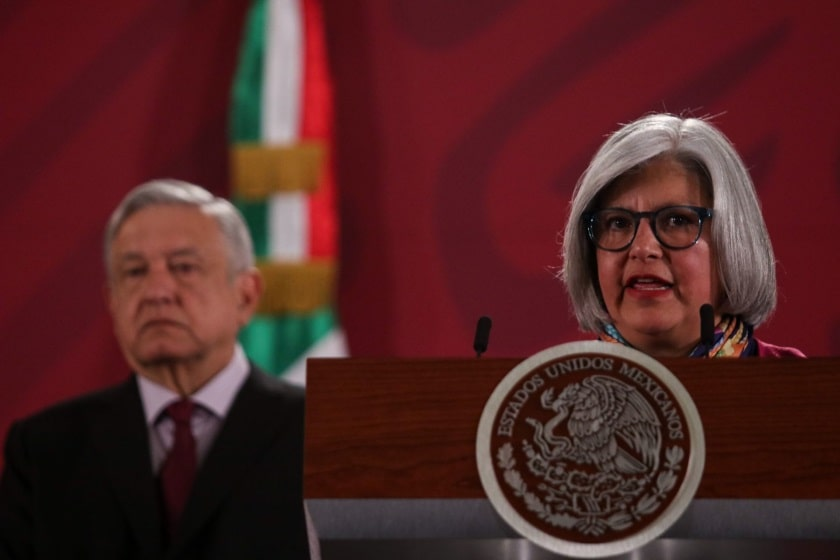 Gobierno de AMLO busca ampliar relación comercial de México