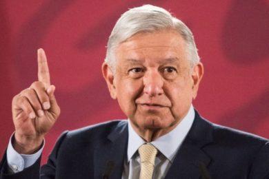 estrategia de seguridad en México de AMLO