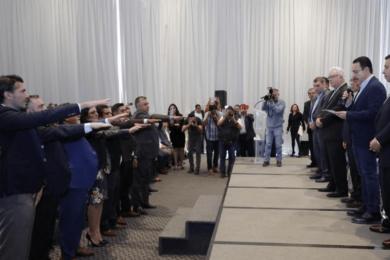 Claudia Abuin Salgado primera mujer en asumir presidencia del CNA en Hidalgo