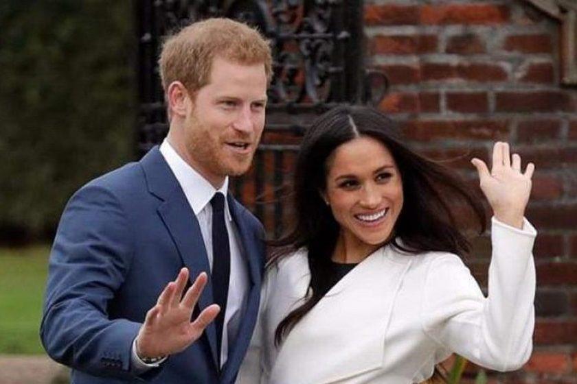 El príncipe Harry y Meghan se separan de la familia real