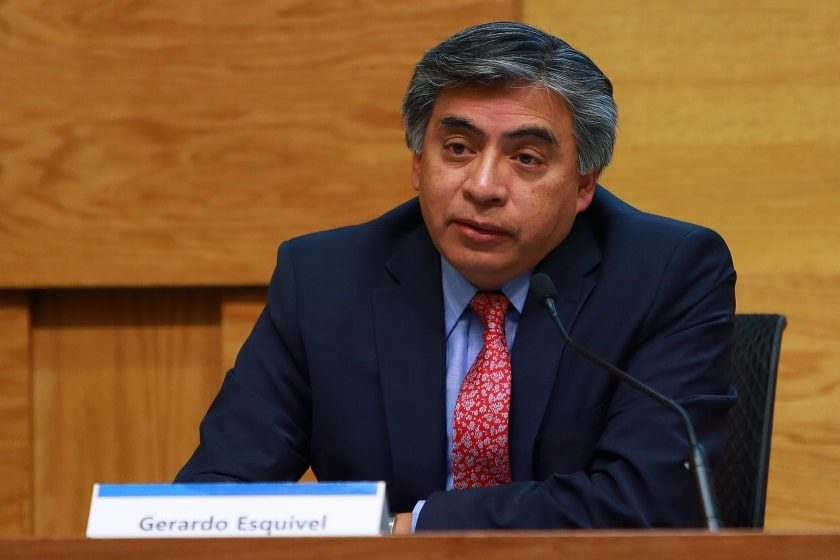 Gerardo Esquivel subgobernador de Banxico aliado de AMLO