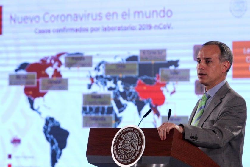 Casos de coronavirus en México serán inevitables