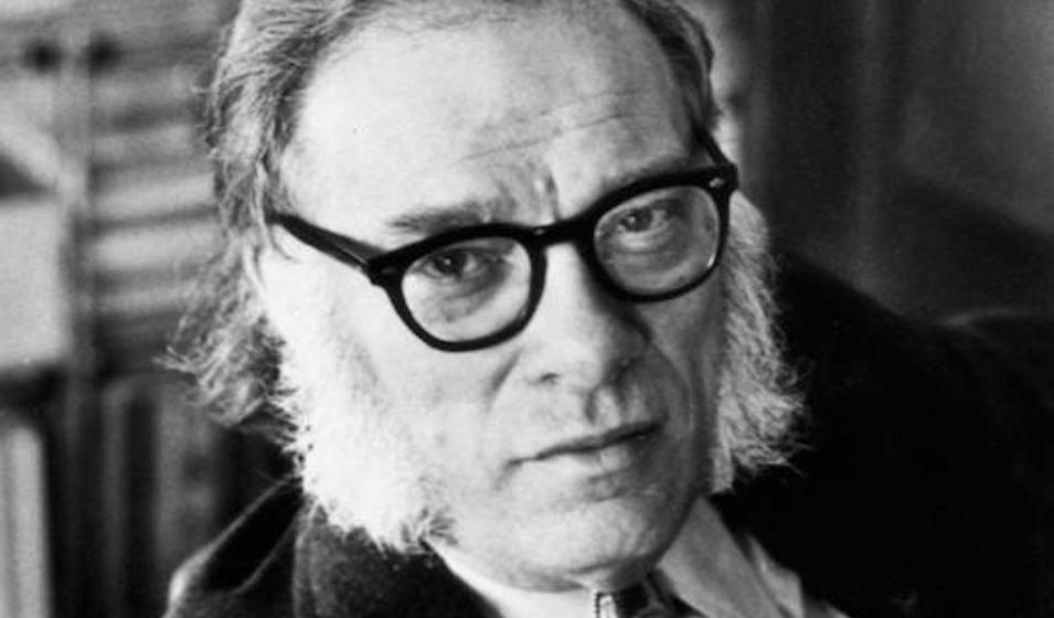 Isaac Asimov libros cuentos y biografía