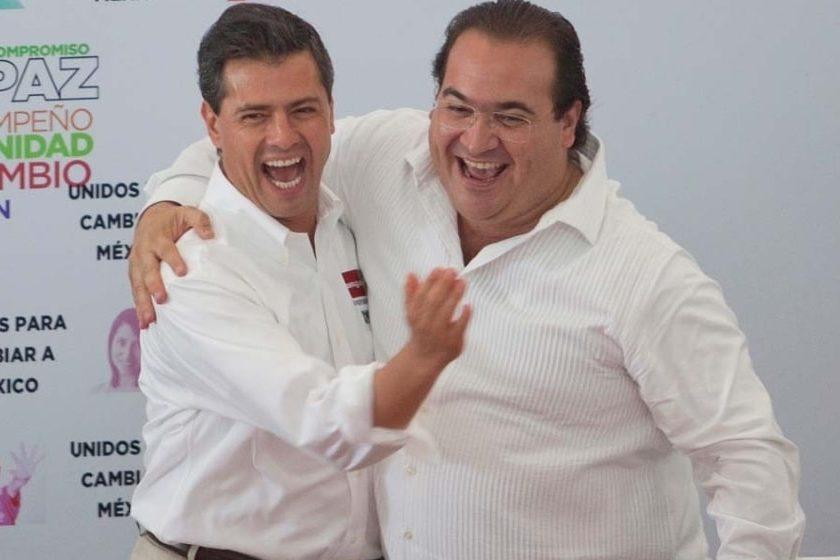 Javier Duarte pactó huida y entrega con Enrique Peña Osorio Chong