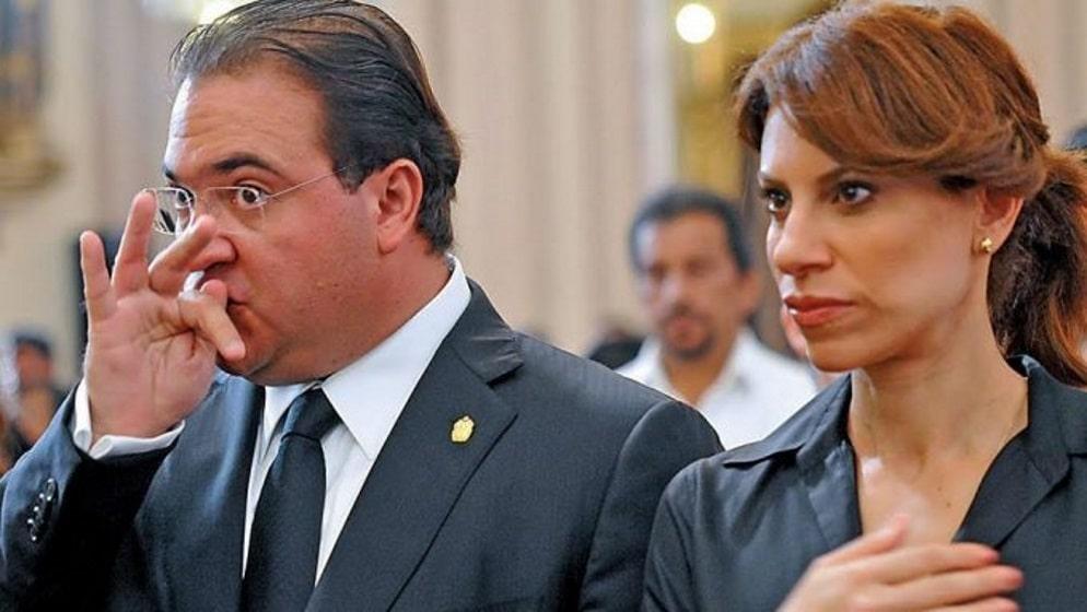 Javier Duarte Y Su Esposa Karime Macias En Proceso Legal