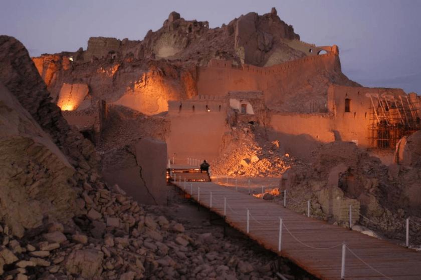 patrimonio cultural  Bam