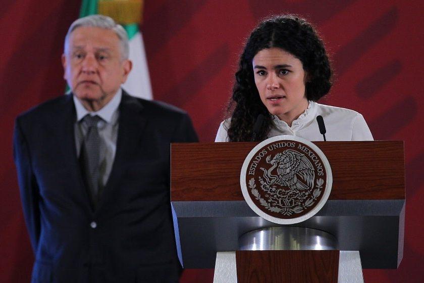 Luisa María Alcalde habla sobre subcontratación abusiva
