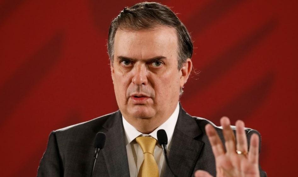 Marcelo Ebrard será el encargado de firmar el T-MEC