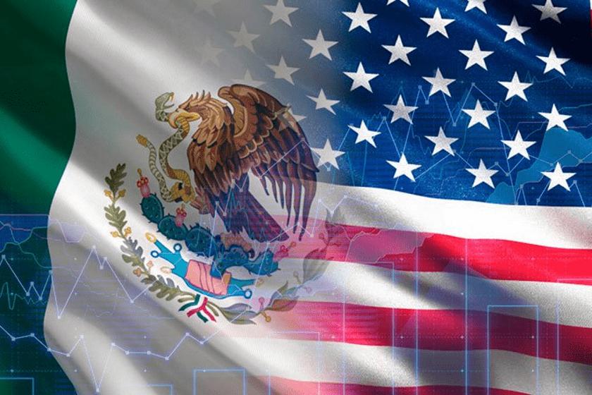 Relación comercial México Estados Unidos