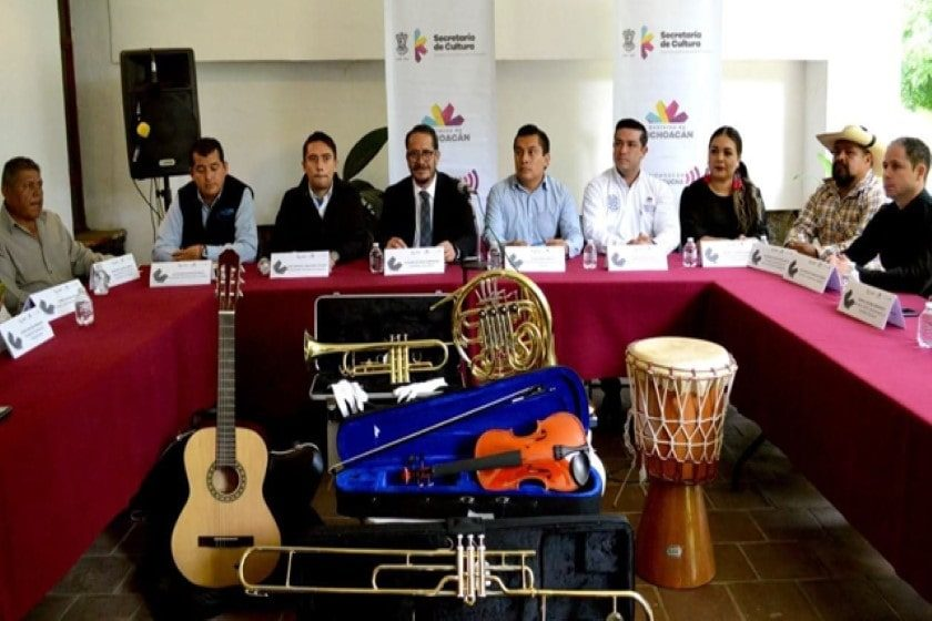 Música Tradicional_Michoacán