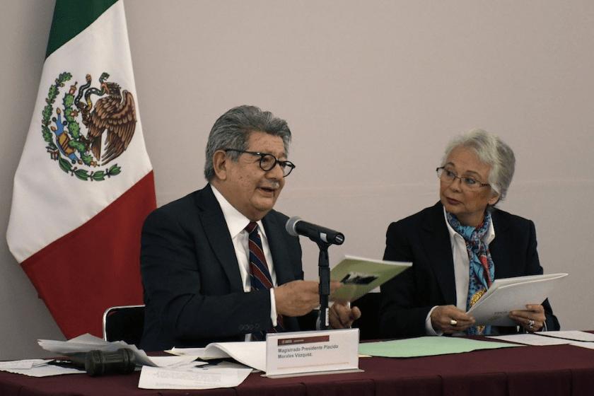 Plácido Morales Vázquez denuncia ilegalidad en elecciones del SUTGCDMX