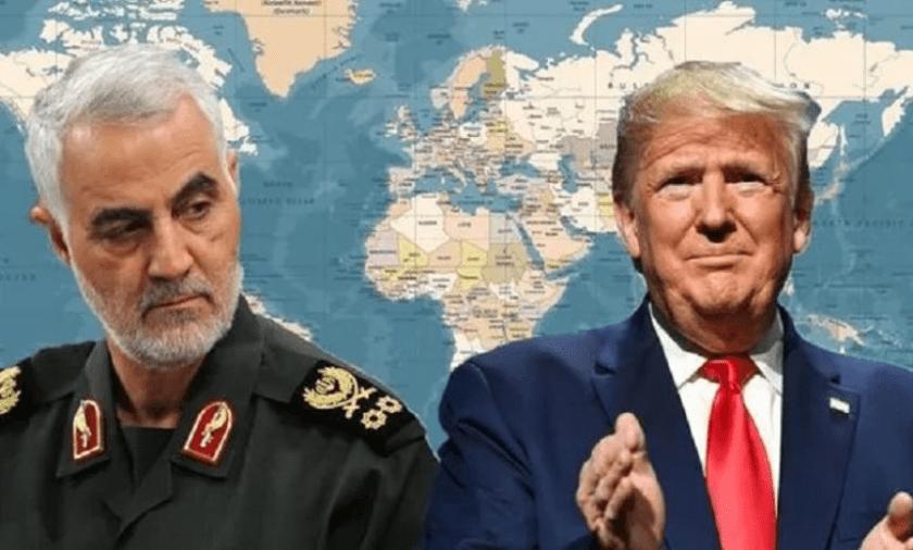 Guerra entre Estados Unidos e Irán
