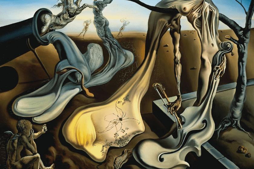 Salvador Dalí frases y pinturas