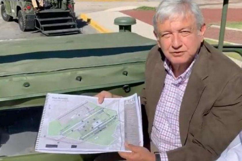 Aeropuerto de Santa Lucia estará terminado en 2022