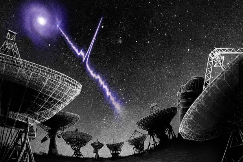 señales de radio