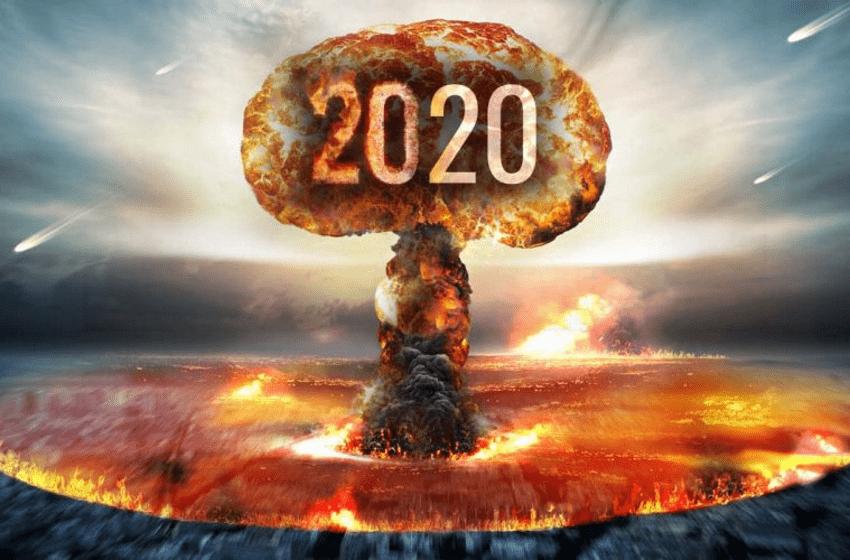 Inicio de la Tercera Guerra Mundial 2020