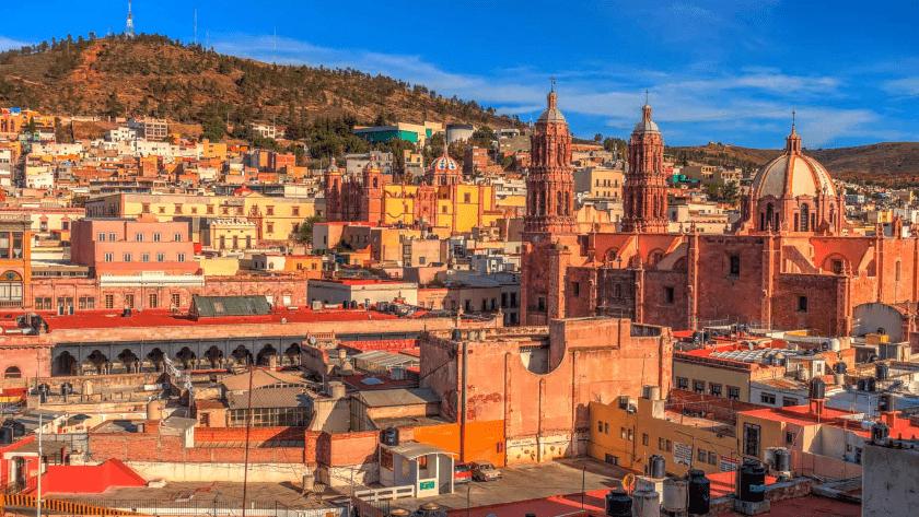capital de Zacatecas