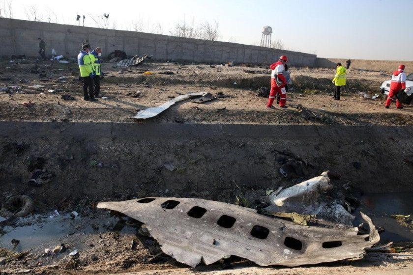 Irán_accidente