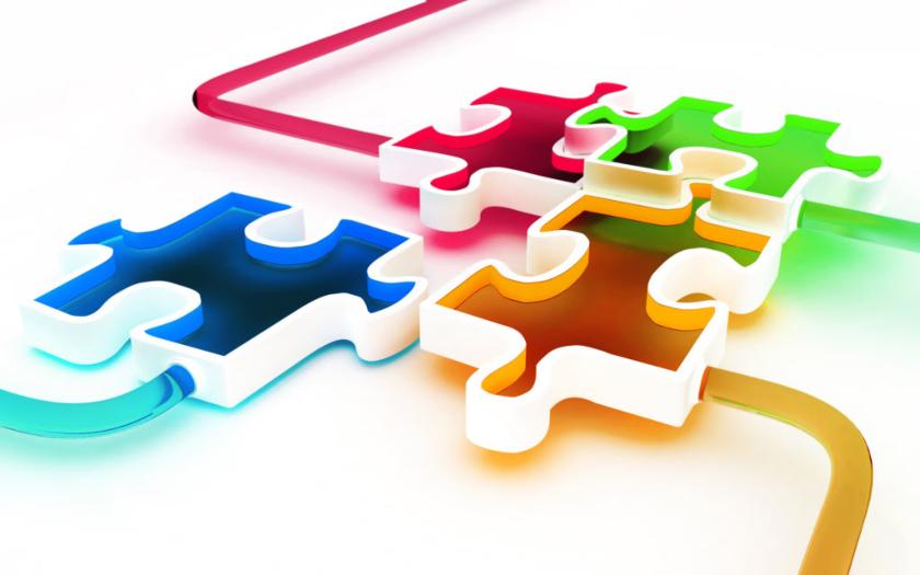 organizacion, unir piezas
