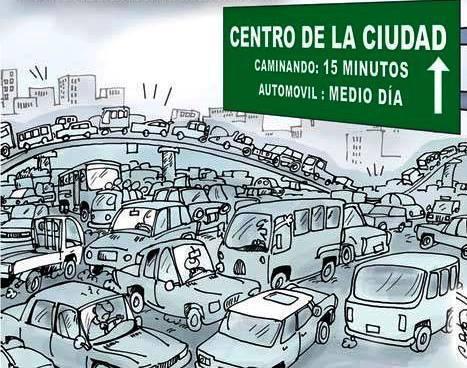 Cambio congestion vial