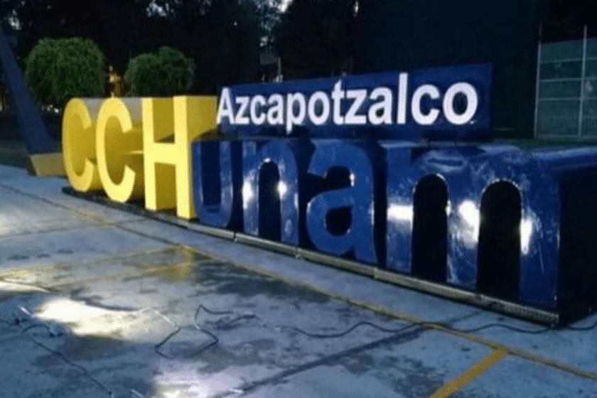 Muere alumno del CCH Azcapotzalco de la UNAM
