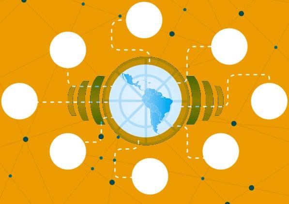 america latina y conectividad