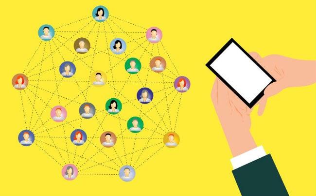 conectividad y relacion.