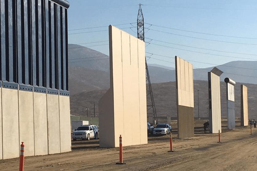 Tribunal aprueba construcción del muro de Trump