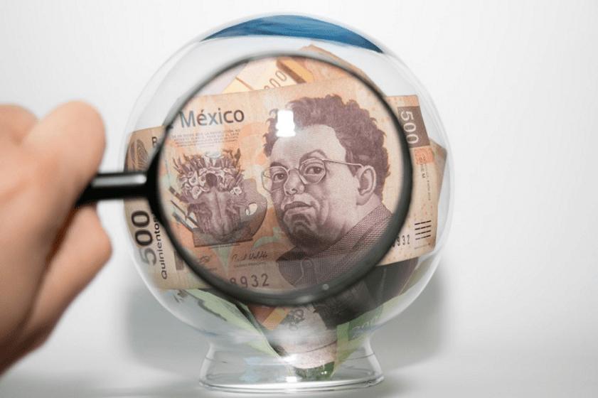 Pronósticos de crecimiento del FMI para México