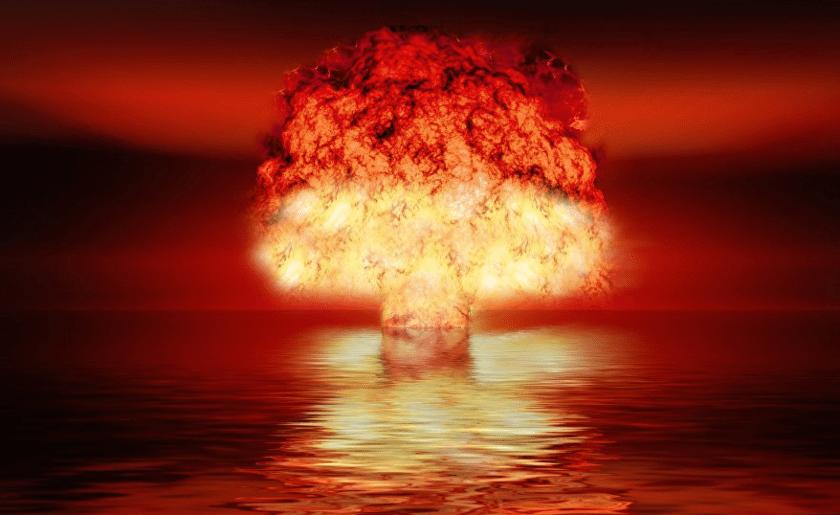 explosion tercera guerra mundial