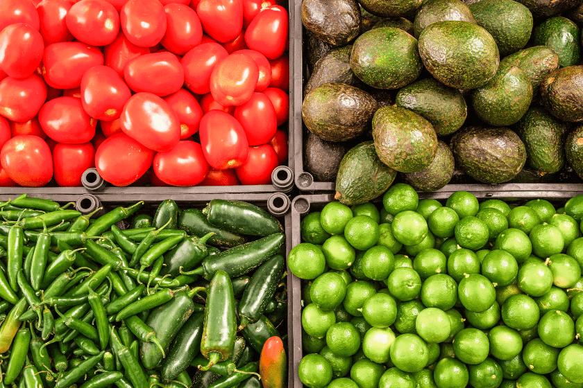 inversion exportacion agroalimentaria en mexico