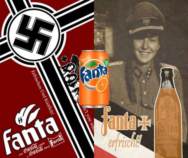Fanta y nazis
