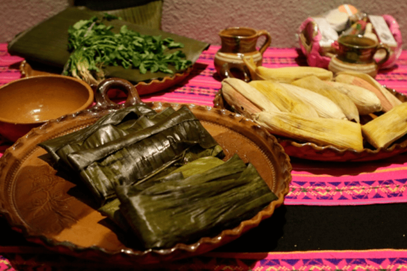 Feria del tamal en la CDMX