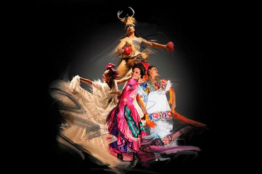 Folclore danza
