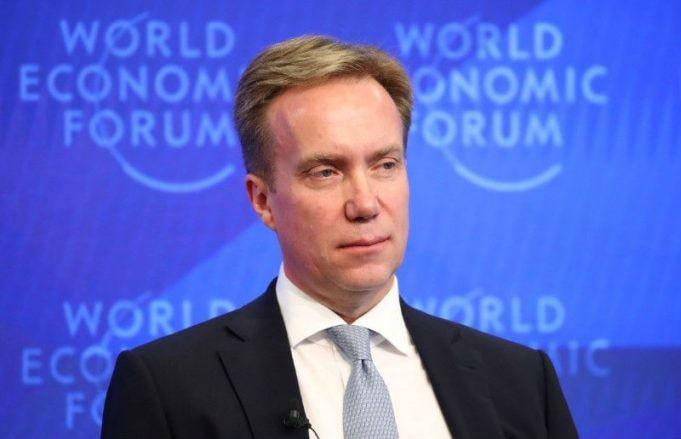 Presidente del Foro Economico Mundial