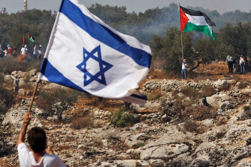acuerdo del siglo para la paz entre Israel y Palestina