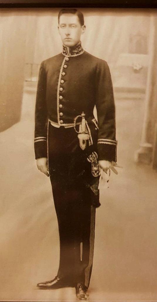 nieto del Presidente Juarez